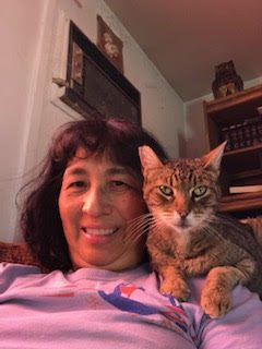 east bay cat sitter Mary