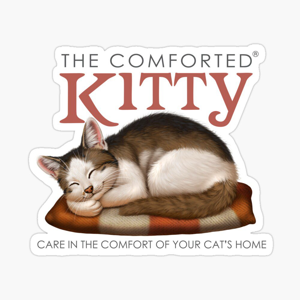 comforted kitties, Shop, The Comforted Kitty